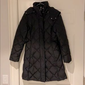 Geox Down Coat - Black